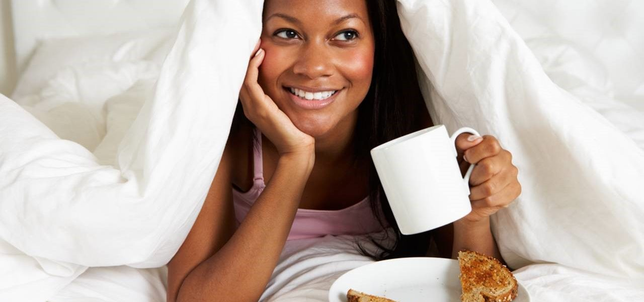 A five minute morning ritual that'll help you live a more joyous life by Martina Casey
