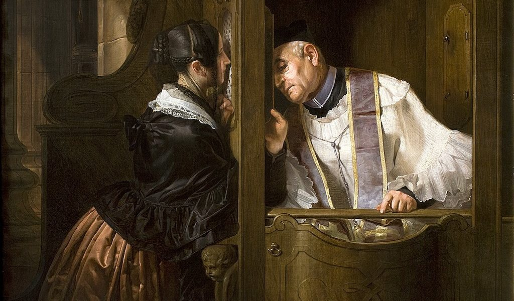 Three reasons to go to confession this weekend